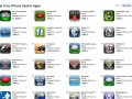Fishabout iPhone iPad APP cracks Top 10 FREE SPORTS APPS in iTunes