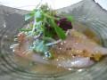 Tetsuya Inspired Kingfish Sashimi, By Craig McGill