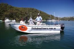 New boat syd