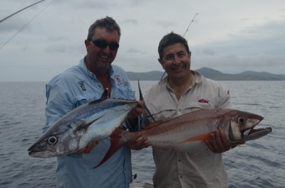 Fiji Fishing August 2012