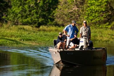Labelle Downs Billabong Fishing