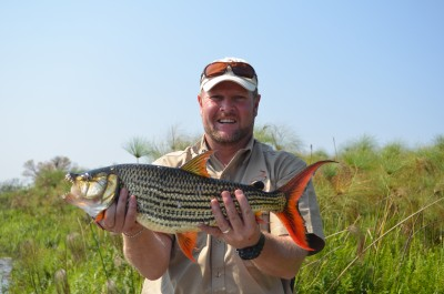 African Safari & Tigerfish, Botswana and Zambia