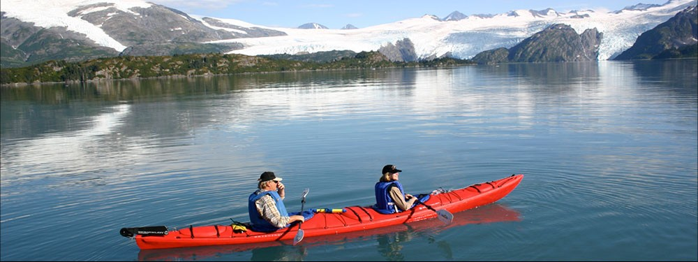 H6 alaska kayaking