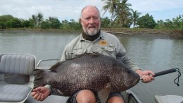 Pending World Record Black Bass